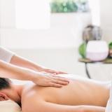 Massage, Wohlbefinden, Rückenschmerzen, Muskelentspannung, Entspannung, Erholung