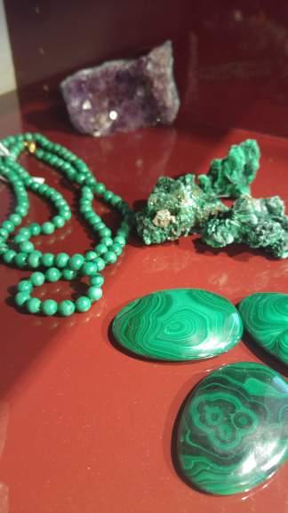 Heilsteine und Mineralien